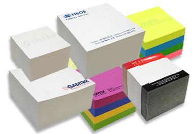 Printed Cubes & Mini Blocks