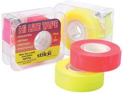 Stikki Hilite Tape