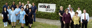 Stikki Group Shot